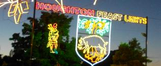 Event website for the 2015 Houghton Feast, festival held in October 2015