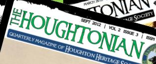 The Houghtonian, Quarterly Magazine of of Houghton-le-Spring Heritage Society, ISSN: 1757-3890
